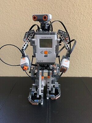 LEGO MINDSTORMS NXT (8527) Robotics With Used Brick, All