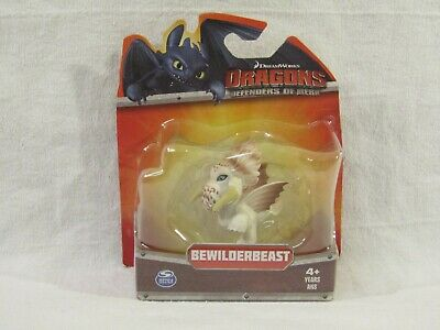 2013 Spin Master How To Train Your Dragon Defenders Of Berk Bewilderbeast Figure