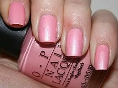 NEW! OPI NAIL POLISH Nail Lacquer in ITALIAN LOVE AFFAIR ~ Pearly Pale Pink