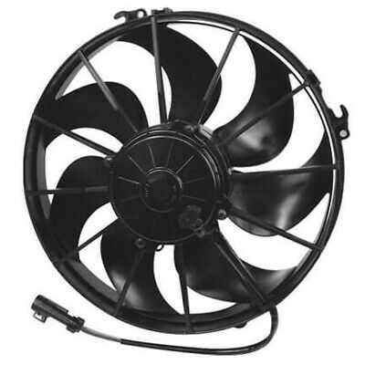 Universal Dust & Waterproof Parts SPAL High Performance Cooling Fans Z5007