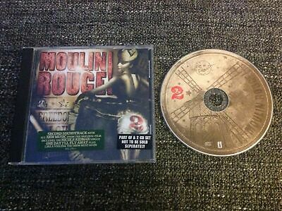 Moulin Rouge 2 Original Motion Picture Soundtrack CD Album  Modern Classical
