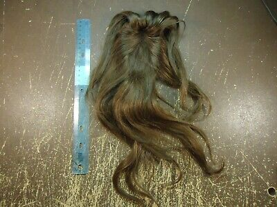 Updo Prom #14 Brown MaXI WIGLET NEW PAGEANT HAIR PIECE