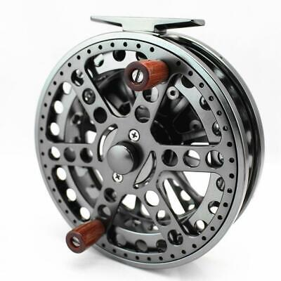 Sliver Cnc Machine Cut Aluminum Center Pin Reels Float Fishing Reel 2018 SR5Y