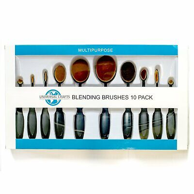 NEW Universal Crafts - Ultimate Blending Brush Set