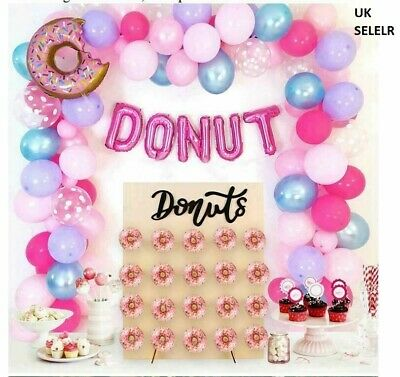 20 Donuts Doughnut Wall Stand Party Wedding Functions Birthday Sweets Candy Cart