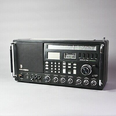 Grundig World Receiver Satellite 600+ Manual 1.Z