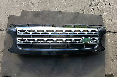 Land Rover Discovery 4 L319 Facelift Front Radiator Grill