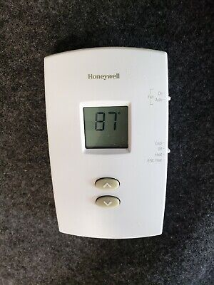 Honeywell TH1210D Thermostat - Preowned