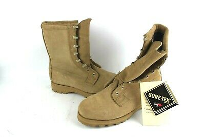 1fa8a3fe124 BELLEVILLE BOOTS ICWT 10.5 W Desert Tan Army Air Force Gore-Tex Cold Weather