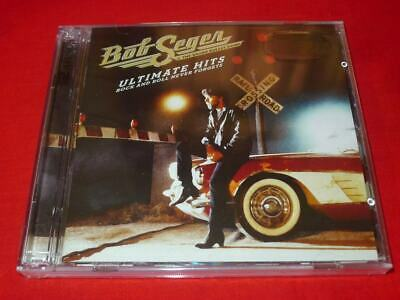 Ultimate Hits:Rock And Roll Never Forgets by Bob Seger and The Silver Bullet 2CD