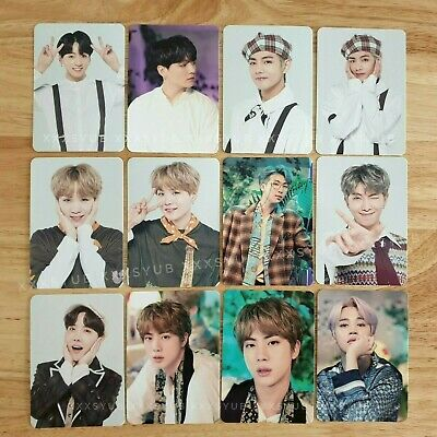 BTS 5th Muster MAGIC SHOP Mini Photocards Official MD- Select Member