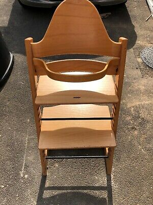Stokke Tripp Trapp High Chair With Baby Set