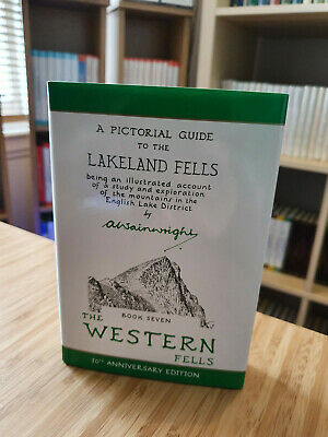 The Western Fells: Pictorial Guides to the Lakeland Fells Book Seven