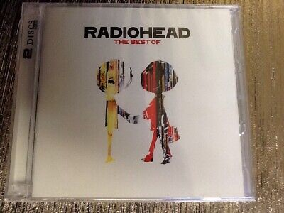 Radiohead - The Best Of - 2Cd New/Sealed