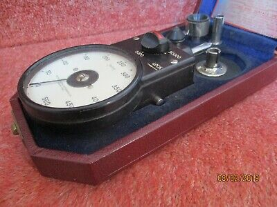 Cased Smith's Tachometer  - excellent condition