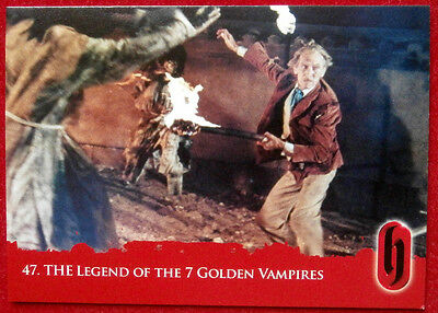 HAMMER HORROR - Series Two - THE LEGEND OF THE 7 GOLDEN VAMPIRES