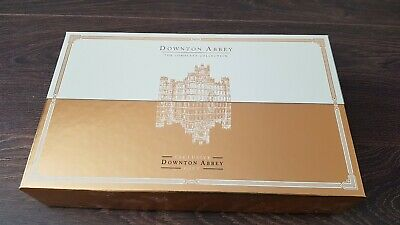 Downton Abbey The Complete Collection Limited Deluxe Collector's Edition Box Set