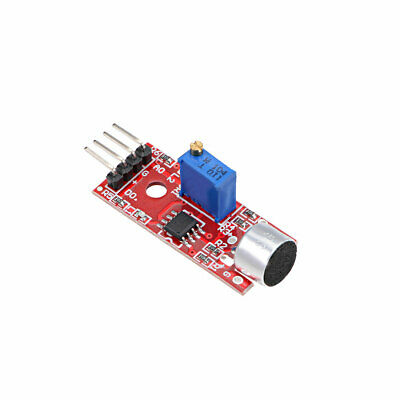 SOUND SENSOR DETECTION Voice Module Electret Microphone For