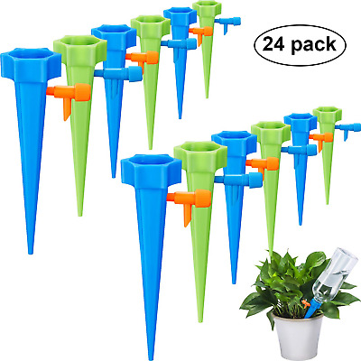 Self Watering Spikes Adjustable Plant Watering Spikes Automatic Watering Devices