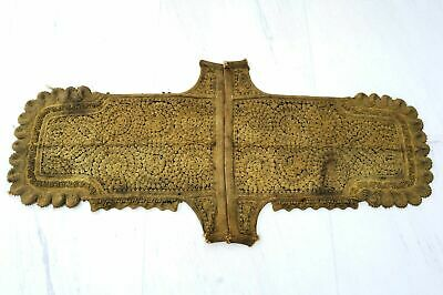 Terrific antique Brocade Wrap,  Middle - Europe around 1800, rare!