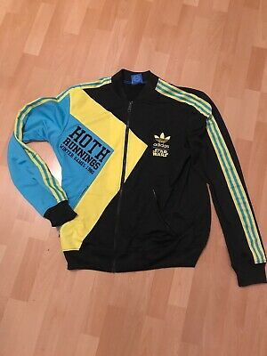 ADIDAS STAR WARS SKYWALKER Trainingsjacke, Grösse L, RAR