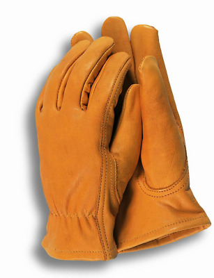 Town and Country Tgl105s Premium Leather Gloves - Small