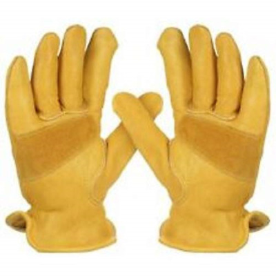 Town and Country Tgl419 De Luxe Grain Cowhide Gloves Large