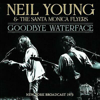 Neil Young & The Santa Monica Flyers - Goodbye Waterface  CD *sealed*