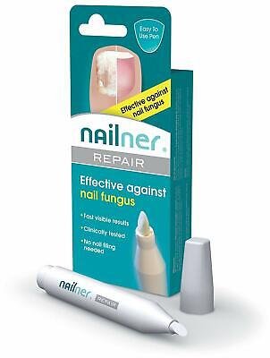 Nailner Pen 2 in1,4ml Anti Fungal Toe Nail Fungus Infection,Treatment FAST DELIV