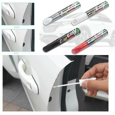 Car Scratch Repair Remove Touch Up Paint Pen Tool Waterproof Practical 4Colors