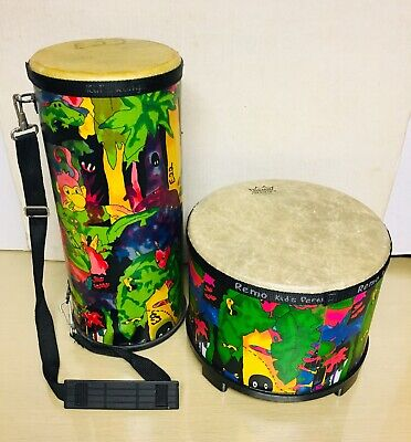 Remo Kids Percussion - Konga & Floor Tom- EX