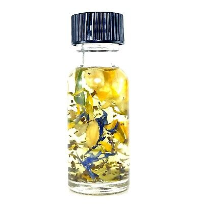 CLARITY & CREATIVITY Oil, Hoodoo-Voodoo-Wiccan-Spell-Witchraft