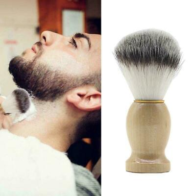 Pure Badger Hair Removal Beard Shaving Brush For Mens Shave Hot Cosmetic To G7K4