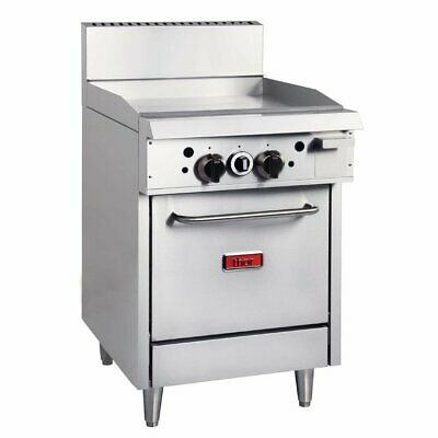 Thor Propane Gas Oven Freestanding Range with Griddle Plate