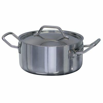 Forje Extreme Performance Casserole, Low - Including lid 3.0Lt
