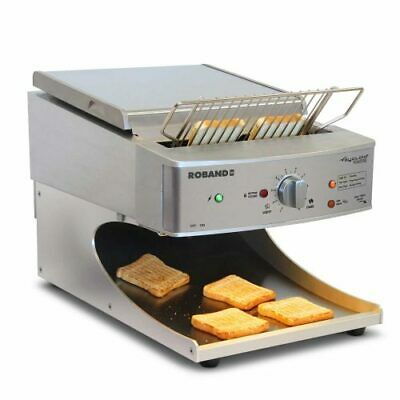 Roband Sycloid Toaster natural 500 slices/HR