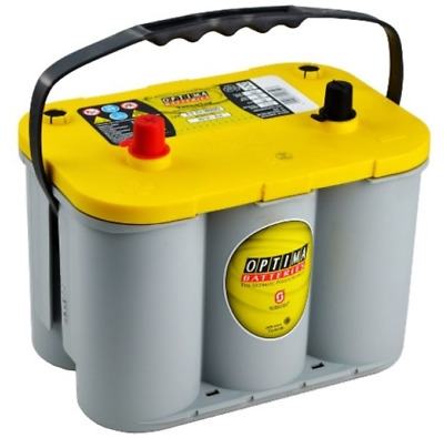 OPTIMA Yellow Top YTS-4.2L 12V/55Ah 765A AGM Zyklenfest, SPIRALCELL TECHNOLOGIE