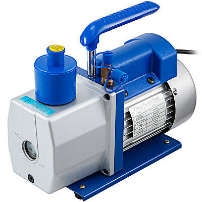 4.5CFM 2 Stage Refrigerant Vacuum Pump Refrigeration Air Condition 128L/MIN