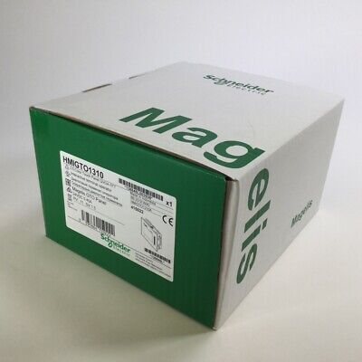 Schneider Electric HMIGTO1310 touchscreen panel Magelis GTO New NFP Sealed