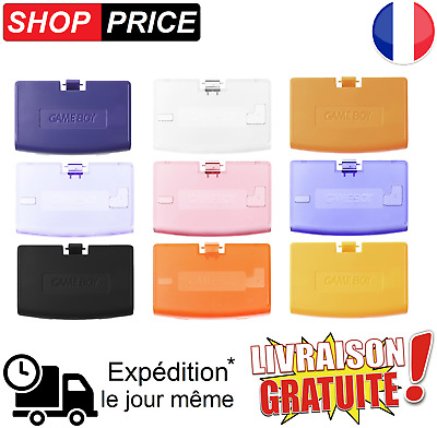 Cache pile pour GameBoy Advance GBA (NEUF)