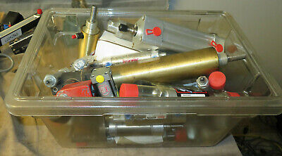 Lot of Various Cylinders