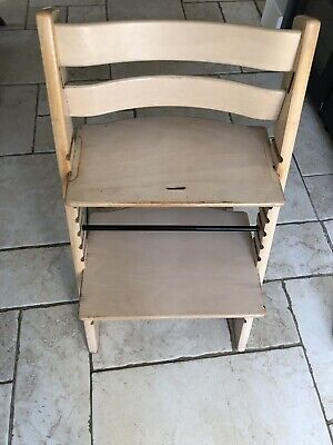 Stokke Tripp Trapp High Chair Baby White Wash