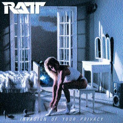 Ratt - Invasion of Your Privacy CD NEW