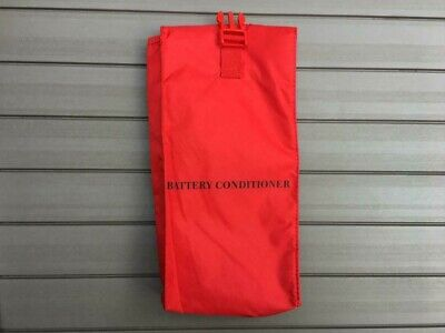 Ferrari POUCH storage bag for Battery Conditioner Charger - superb condition