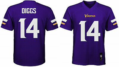 578dbb86 NFL YOUTH MINNESOTA Vikings Dalvin Cook #33 Jersey, Purple - $34.99 ...