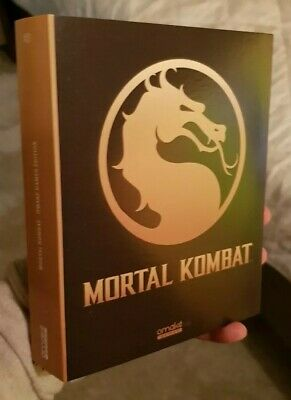 Mortal Kombat 11 Collector's Edition - Nintendo Switch - Omake Games