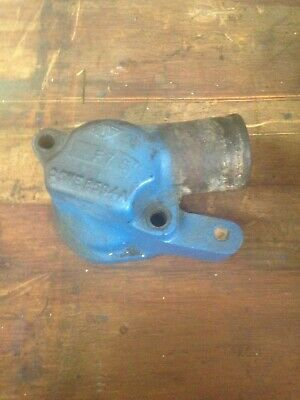 Thermostat Housing Ford 5000 Gas Tractor OEM