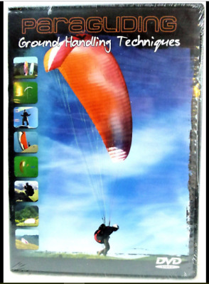 Paragliding DVD  : Ground Handling Techniques -  how to master the techniques