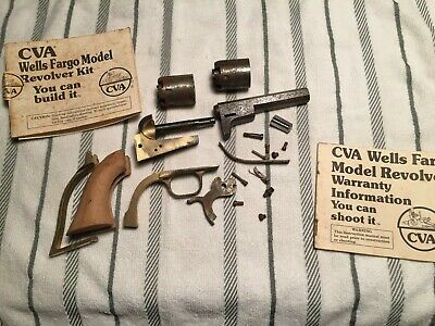 COLT WALKER  44 cal Percussion Revolver Cylinder Factory Parts