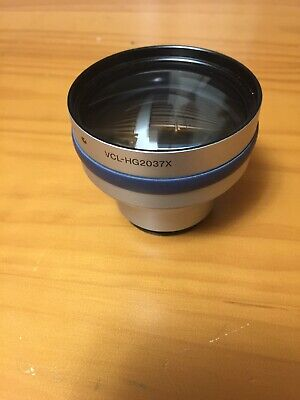 SONY TELE CONVERSION LENS  X2.0 VCL-HG2037X Made IN japan Free Shipping